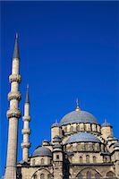 New Mosque (Yeni Camii), Istanbul, Turkey Stock Photo - Premium Rights-Managednull, Code: 841-07204348