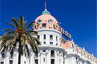 Hotel Negresco, Promenade des Anglais, Nice, Alpes Maritimes, Provence, Cote d'Azur, French Riviera, France, Europe Stock Photo - Premium Rights-Managednull, Code: 841-07205924