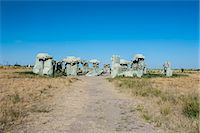 represented - Carhenge, a replica of England's Stonehenge, made out of cars near Alliance, Nebraska, United States of America, North America Stock Photo - Premium Rights-Managednull, Code: 841-07206114