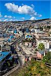 Overview of harbor and port, Valparaiso, Chile Stock Photo - Premium Rights-Managed, Artist: R. Ian Lloyd, Code: 700-07232362