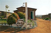 RDP house, Johannesburg, Gauteng, South Africa Stock Photo - Premium Royalty-Freenull, Code: 6110-07233616