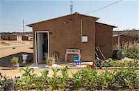 RDP house, Johannesburg, Gauteng, South Africa Stock Photo - Premium Royalty-Freenull, Code: 6110-07233617