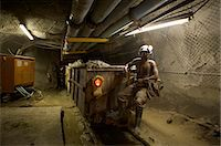 Goldmine workers, Gauteng, South Africa Stock Photo - Premium Royalty-Freenull, Code: 6110-07233639