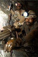Goldmine drilling 3km underground, Gauteng, South Africa Stock Photo - Premium Royalty-Freenull, Code: 6110-07233641