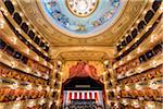 Interior of Teatro Colon, Buenos Aires, Argentina Stock Photo - Premium Rights-Managed, Artist: R. Ian Lloyd, Code: 700-07237766
