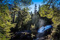 Scenic view of Cascada Los Cantaros, Nahuel Huapi National Park (Parque Nacional Nahuel Huapi), Argentina Stock Photo - Premium Rights-Managednull, Code: 700-07237919