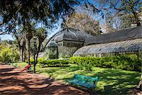 people in argentina - Greenhouse, Botanical Gardens of Buenos Aires, Buenos Aires, Argentina Stock Photo - Premium Rights-Managednull, Code: 700-07237970