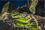 Scenic overview of Machu Picchu, Peru Stock Photo - Premium Rights-Managed, Artist: R. Ian Lloyd, Code: 700-07237976