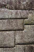 Close-up of structure of brick walls, Machu Picchu, Peru Stock Photo - Premium Rights-Managednull, Code: 700-07238051