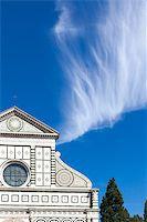 An image of Santa Maria Novella in Florence Italy Stock Photo - Royalty-Freenull, Code: 400-07255307