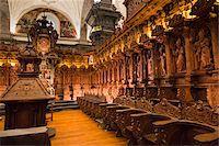Interior of Cathedral of Santo Domingo, Cusco, Peru Stock Photo - Premium Rights-Managednull, Code: 700-07279077
