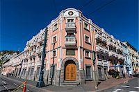 Buildings in Historic Centre of Quito, Ecuador Stock Photo - Premium Rights-Managednull, Code: 700-07279277