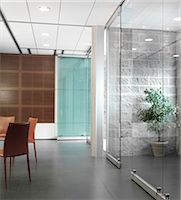 Modern office interior Stock Photo - Premium Royalty-Freenull, Code: 649-07279680