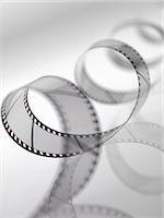 Film Unspooling Stock Photo - Premium Royalty-Freenull, Code: 649-07279698