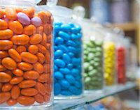 supermarket not people - Candy Shop, Istanbul, Turkey. Stock Photo - Premium Royalty-Freenull, Code: 682-07281654
