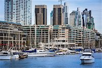 Boats in Harbour, Puerto Madero, Buenos Aires, Argentina Stock Photo - Premium Rights-Managednull, Code: 700-07310944