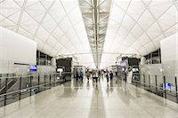 Hong Kong International Airport Stock Photo - Premium Royalty-Freenull, Code: 6106-07350393
