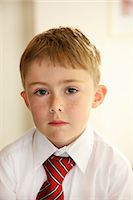 Portrait of Young Boy Stock Photo - Premium Rights-Managednull, Code: 822-07355459