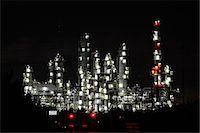 refinery - Ibaraki Prefecture, Japan Stock Photo - Premium Rights-Managednull, Code: 859-07356298