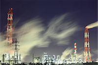 refinery - Ibaraki Prefec
