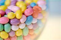 Pastel Jelly Beans Stock Photo - Premium Royalty-Freenull, Code: 618-07384418