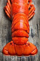 Lobster tail Stock Photo - Royalty-Freenull, Code: 400-07424611