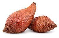 snake skin - Salak snake fruit isolated on white background Stock Photo - Royalty-Freenull, Code: 400-07427827