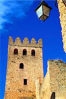 Historic Kasbah, Chefchaouen, Morocco, North Africa, Africa Stock Photo - Premium Royalty-Freenull, Code: 6119-07443713