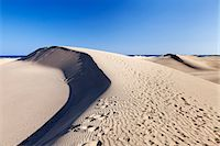 Sand dunes, Maspalomas, Gran Canaria, Canary Islands, Spain, Atlantic, Europe Stock Photo - Premium Royalty-Free, Artist: Blend Images, Code: 6119-07451753