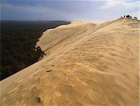sandi model - Dune de Pilat, Gironde, Aquitaine, France Stock Photo - Premium Royalty-Freenull, Code: 6119-07451986