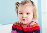 Portrait of Baby Girl in Doctor's Office Stock Photo - Premium Rights-Managednull, Code: 700-07453696