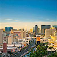 USA, Nevada, Las Vegas, The Strip Stock Photo - Premium Royalty-Freenull, Code: 6106-07455130