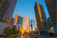 USA, Nevada, Las Vegas, The Strip, CityCenter, Ari Stock Photo - Premium Royalty-Freenull, Code: 6106-07455144