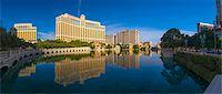 USA, Las Vegas, The Strip, Bellagio Hotel Stock Photo - Premium Royalty-Freenull, Code: 6106-07455145