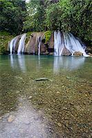 scenic view - Reach Falls, Portland Parish, Jamaica, West Indies, Caribbean, Central America Stock Photo - Premium Rights-Managednull, Code: 841-07457145