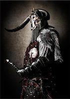 Viking in studio Stock Photo - Premium Rights-Managed, Artist: Photononstop, Code: 877-07460486