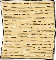 Vector illustration of Matzo Matza from the Jewish holiday Passover. Stock Photo - Royalty-Freenull, Code: 400-07471027