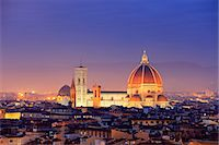 Florence, Italy Stock Photo - Premium Rights-Managednull, Code: 859-07495374