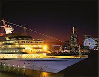 ships at sea - Kanagawa Prefecture, Japan Stock Photo - Premium Rights-Managednull, Code: 859-07495500