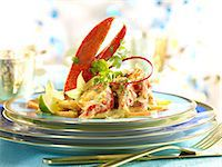 Lobster Colombo Stock Photo - Premium Rights-Managednull, Code: 825-07522084
