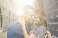 Tourist couple hugging, Valencia, Spain Stock Photo - Premium Royalty-Freenull, Code: 649-07560084
