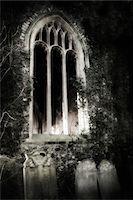 Derelict overgrown church, Norfolk, England. Stock Photo - Premium Rights-Managednull, Code: 700-07584744