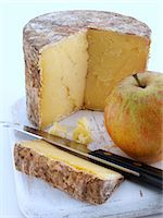 Cheddar cheese Stock Photo - Premium Rights-Managed, Artist: foodanddrinkphotos, Code: 824-07586226