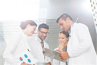 people hospital - Doctors  consulting in hospital Stock Photo - Premium Royalty-Freenull, Code: 6113-07588988