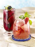 Alcohol Cocktails Stock Photo - Premium Royalty-Freenull, Code: 6106-07594430