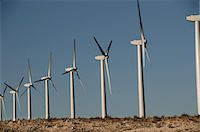 Energy windmills Stock Photo - Premium Royalty-Freenull, Code: 6106-07602449