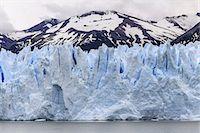 perito moreno glacier - Perito Moreno Glacier. View of the Perito Moreno Glacier, Los Glaciares National Park, Santa Cruz Province, Patagonia, Argentina. Stock Photo - Premium Royalty-Freenull, Code: 679-07607860
