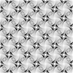 Design seamless monochrome grid decorative pattern. Abstract diagonal background. Vector art