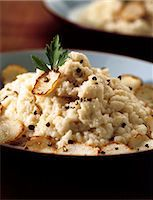 salt - Mashed turnips with pepper and cider vinaigar Stock Photo - Premium Royalty-Freenull, Code: 652-07656424