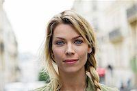 Woman, portrait Stock Photo - Premium Royalty-Freenull, Code: 632-07674757